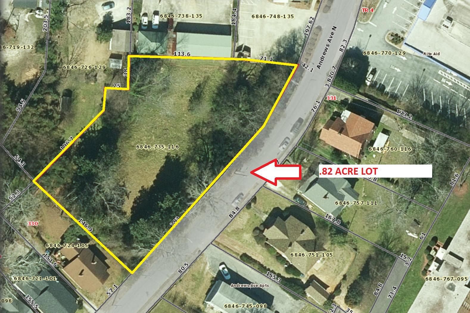 106 Andrews Avenue Greenwood, SC 29646