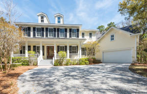 2482 High Hammock Road, Seabrook Island, SC 29455