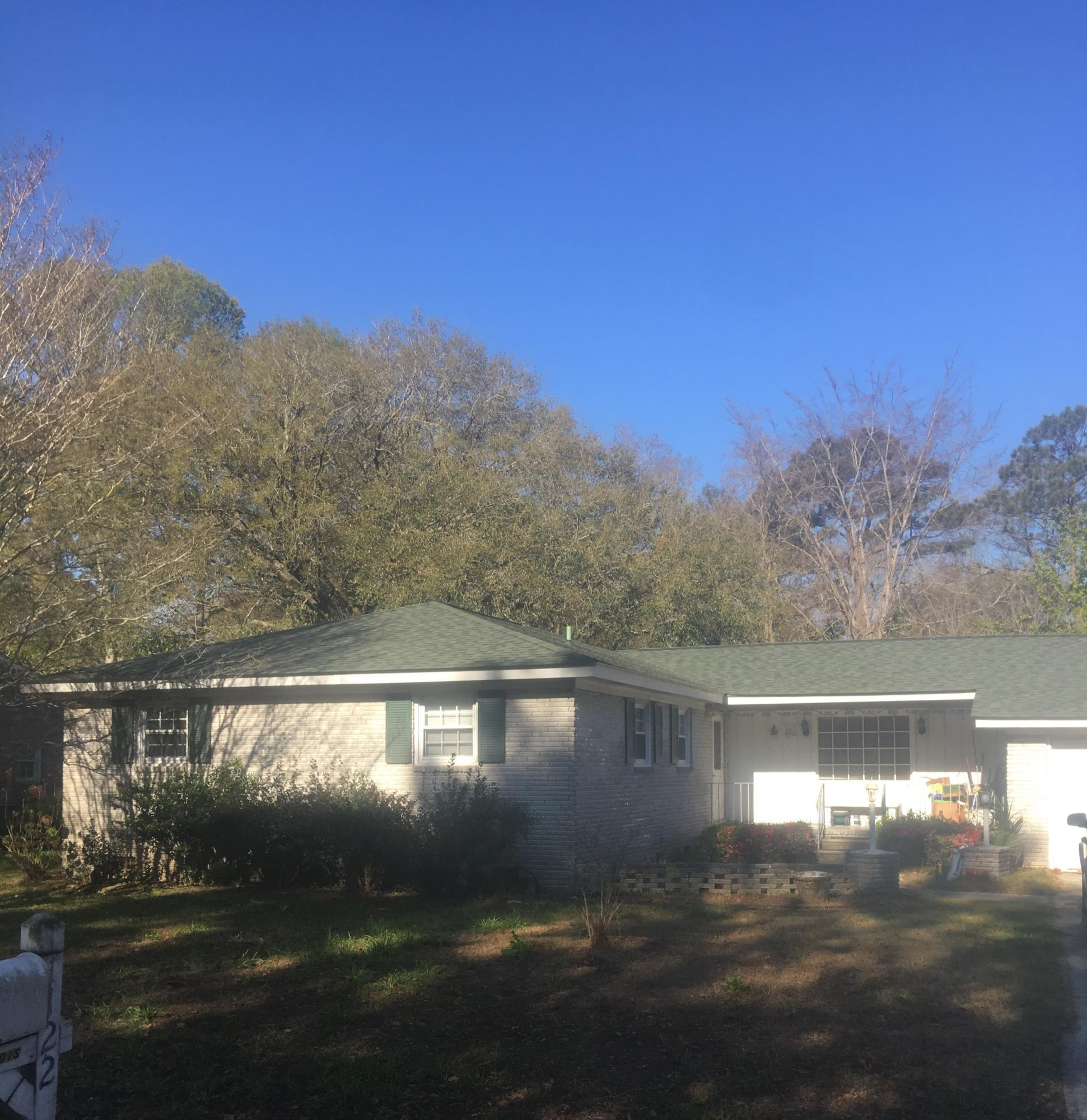 1122 Wellington Drive Charleston, Sc 29412