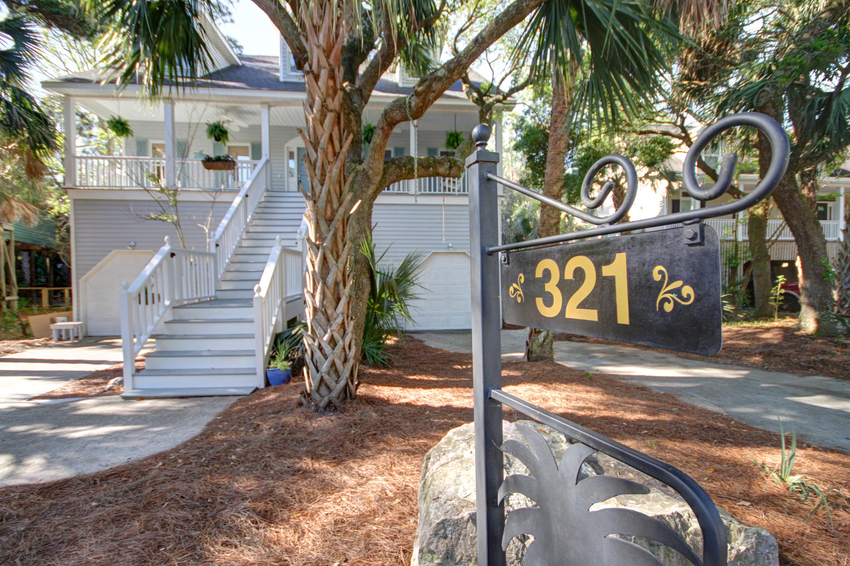 321 W Indian Avenue Folly Beach, Sc 29439
