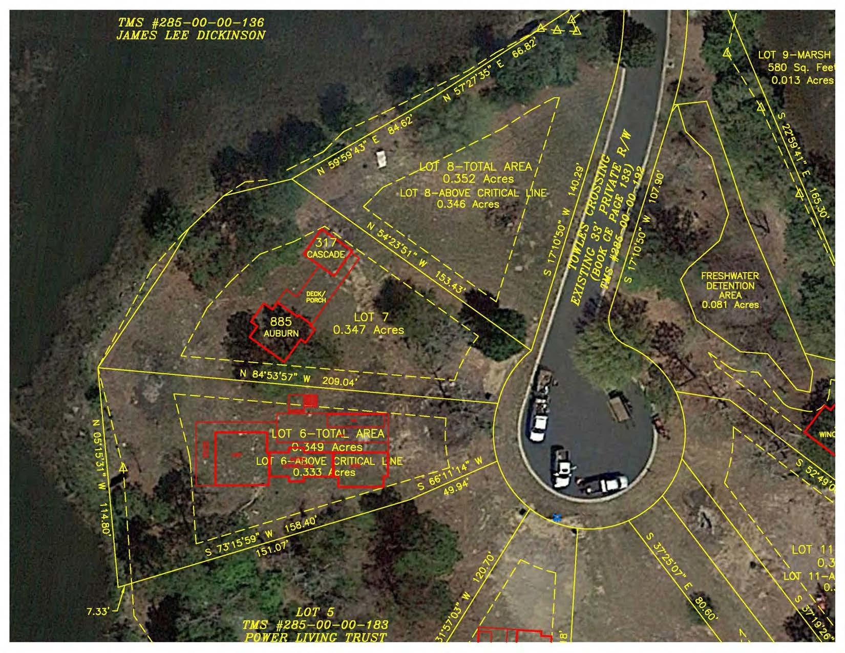 541 Lot 6 Towles Crossing Road Hollywood, SC 29449