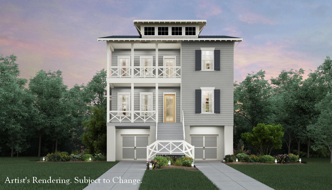 The Oaks Marsh View Homes For Sale - 1504 Mossy Branch, Mount Pleasant, SC - 0