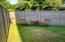 Private fenced in garden perfect for dogs and entertaining