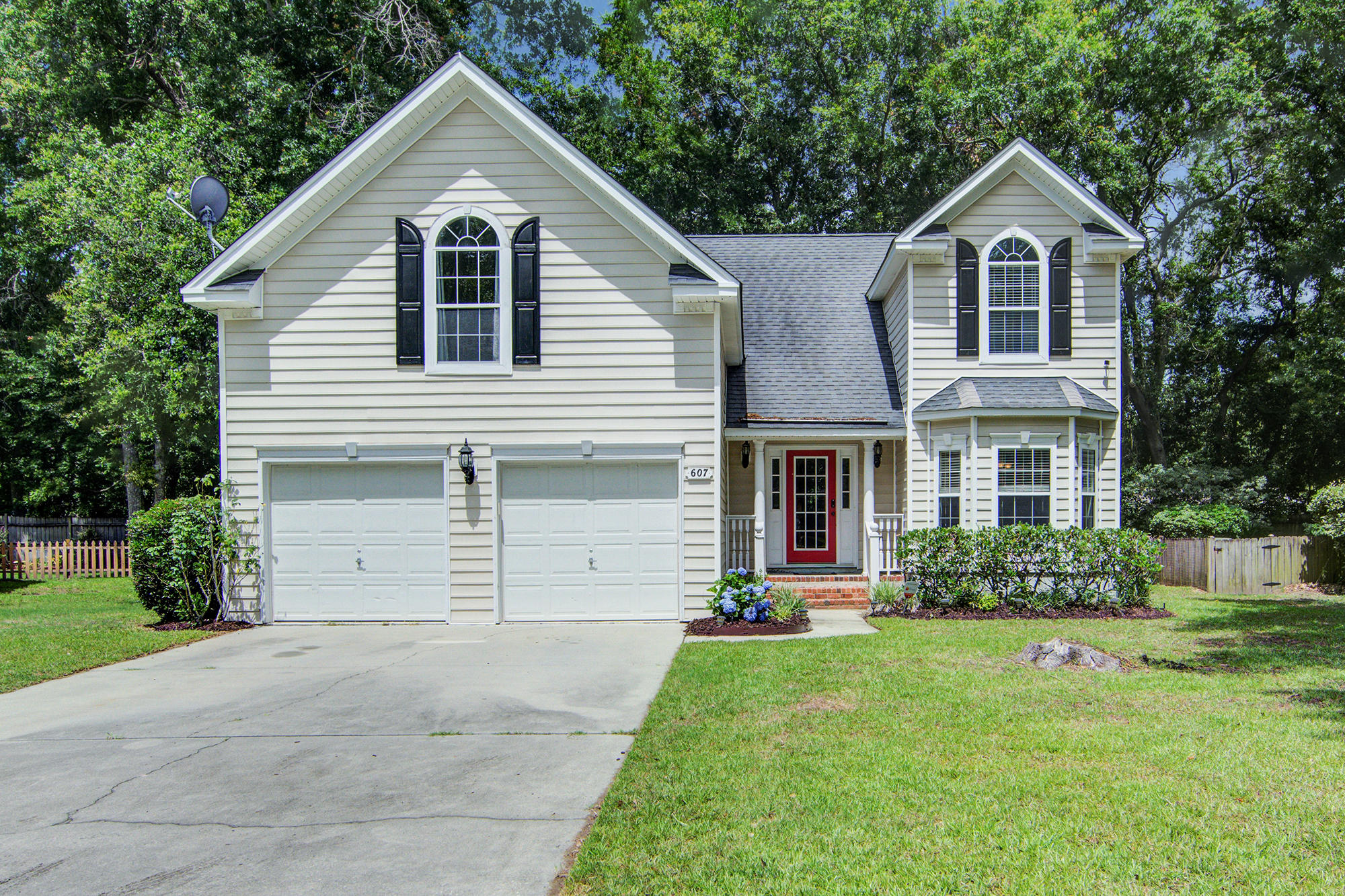 607 Majestic Oak Drive Charleston, Sc 29412