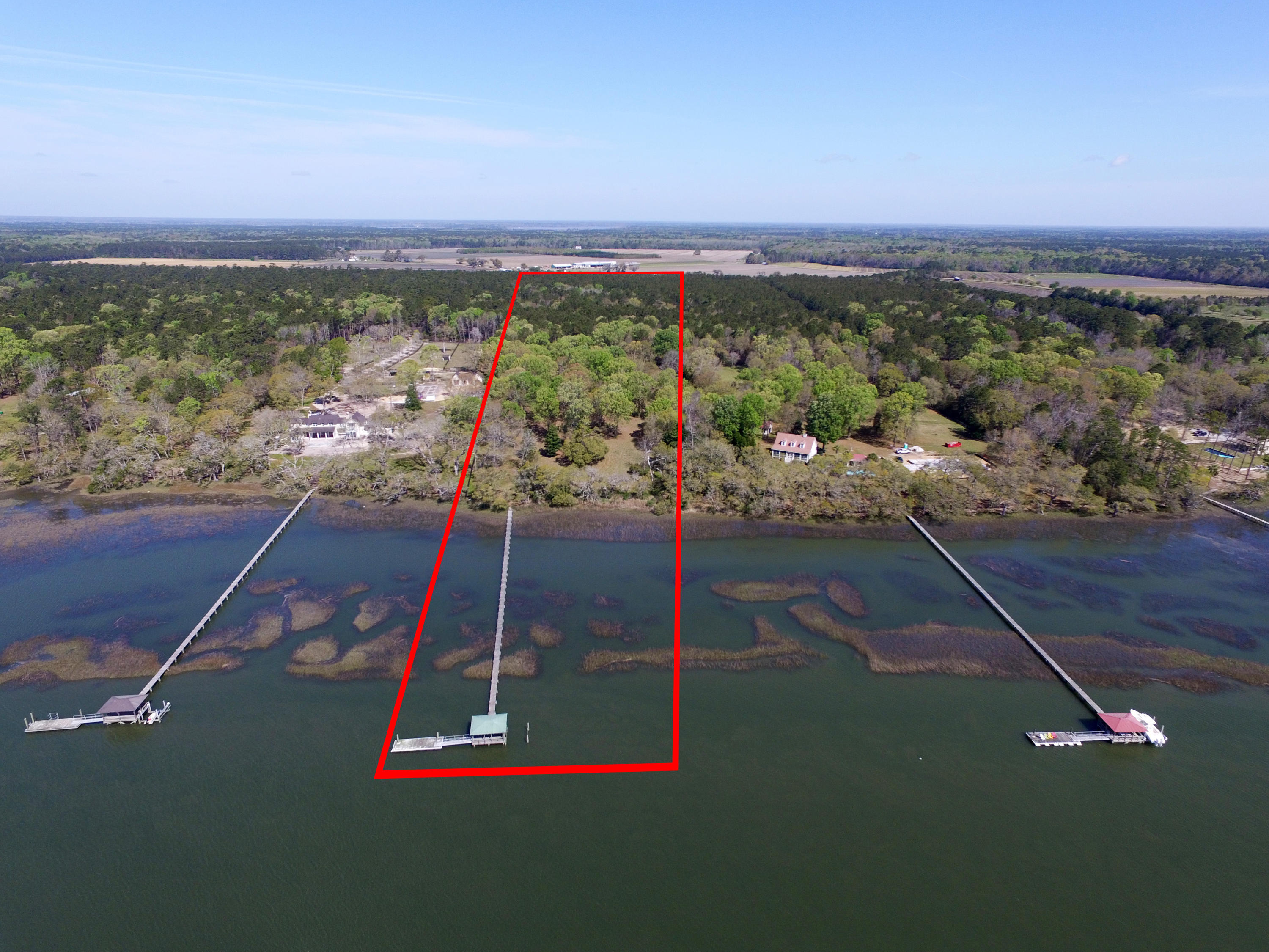 3 Retriever Road Wadmalaw Island, SC 29487