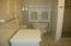 Remodeled bathroom suite