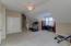 Expansive bonus room/flex space has multiple closets and full en-suite bath.