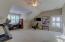 Expansive bonus room/flex space has multiple closets and full en-suite bath
