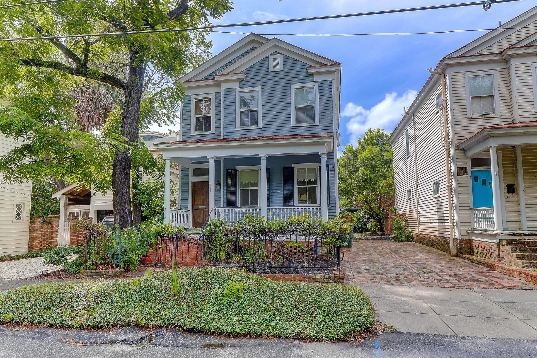Patricia Byrne Charleston Realtor Handsome Properties