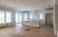 The great room with Kitchen, Dining spaces