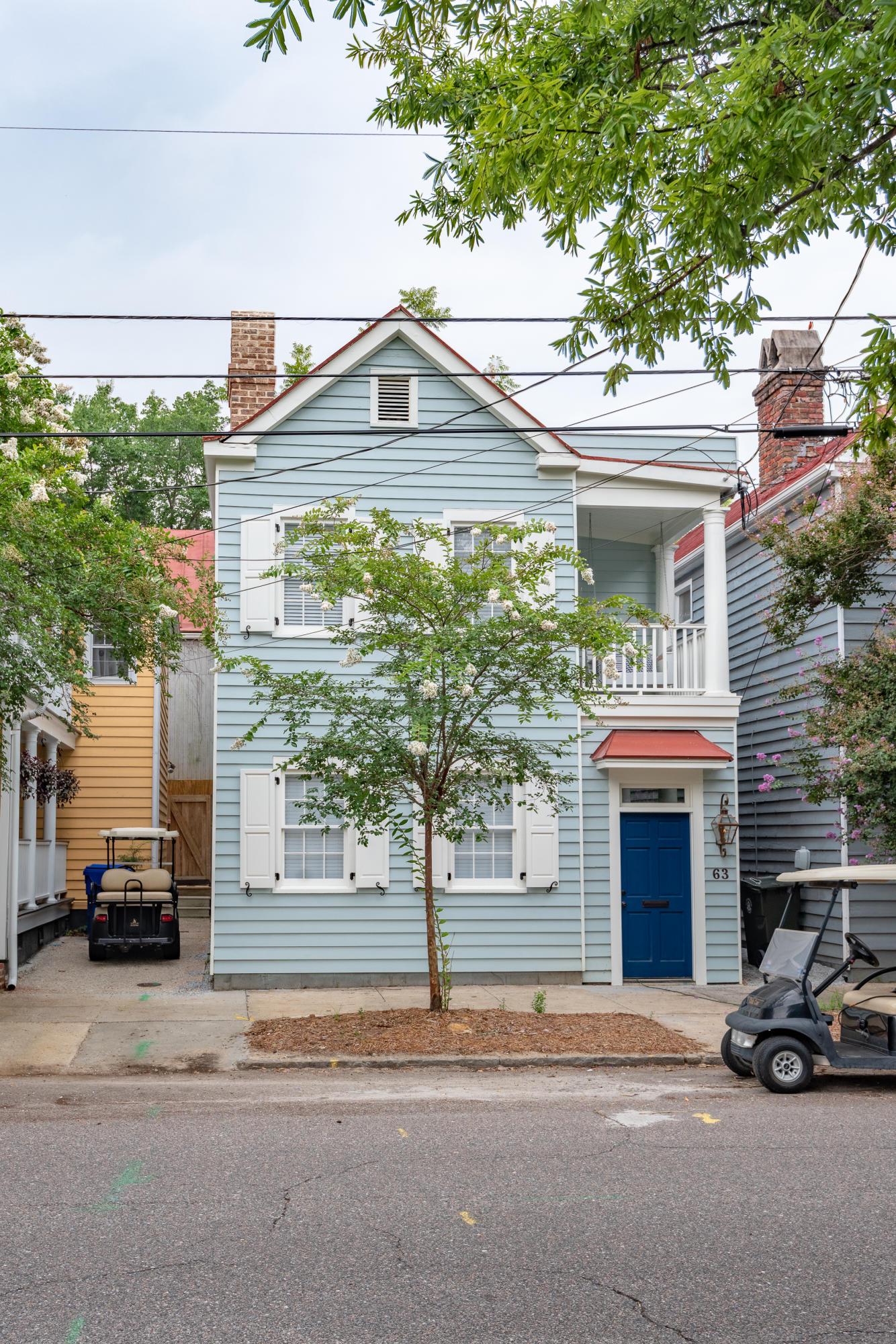 63 Radcliffe Street Charleston, SC 29403