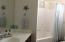 Master tub/shower