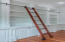 Fully functional rolling library ladder