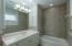 Private bathrrom for bedroom five