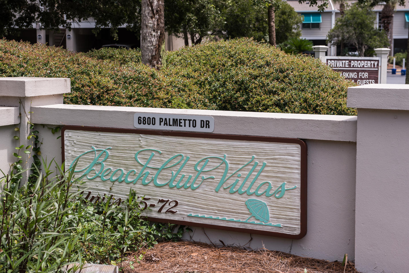 66 Beach Club Villas Isle Of Palms, SC 29451