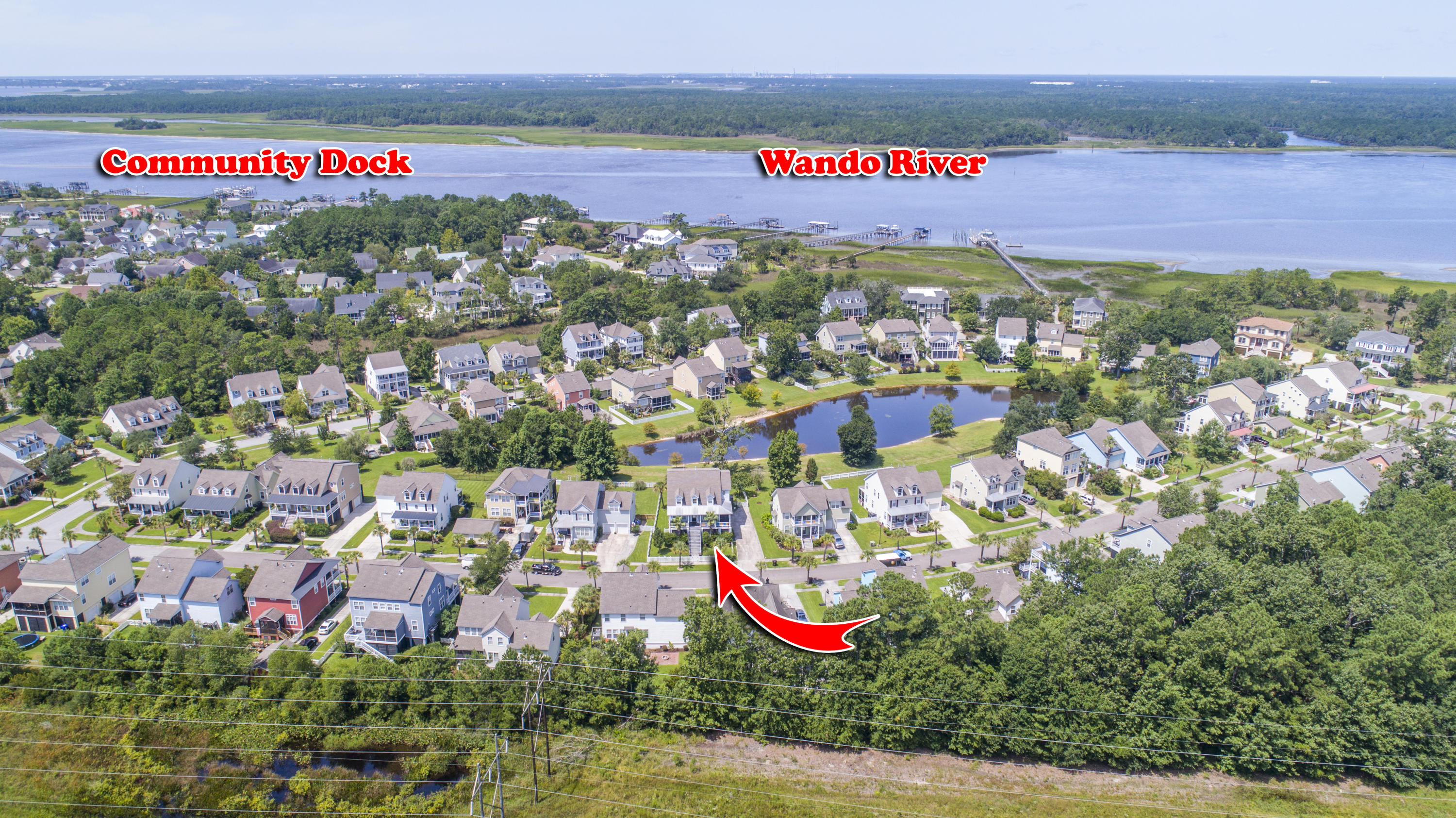 Rivertowne Homes For Sale - 2263 Sandy Point, Mount Pleasant, SC - 41