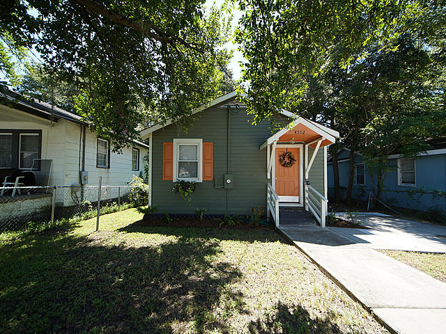 4512 Durant Avenue North Charleston, SC 29405