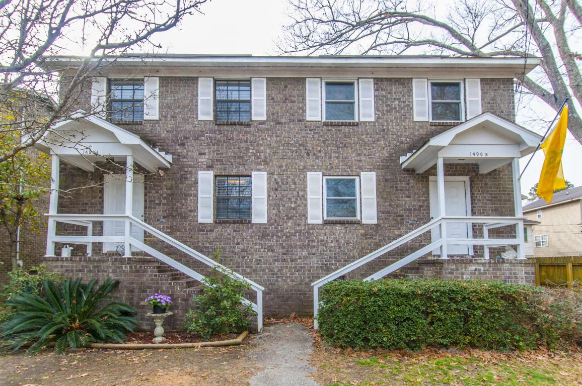 1498 Theresa Drive Charleston, SC 29412