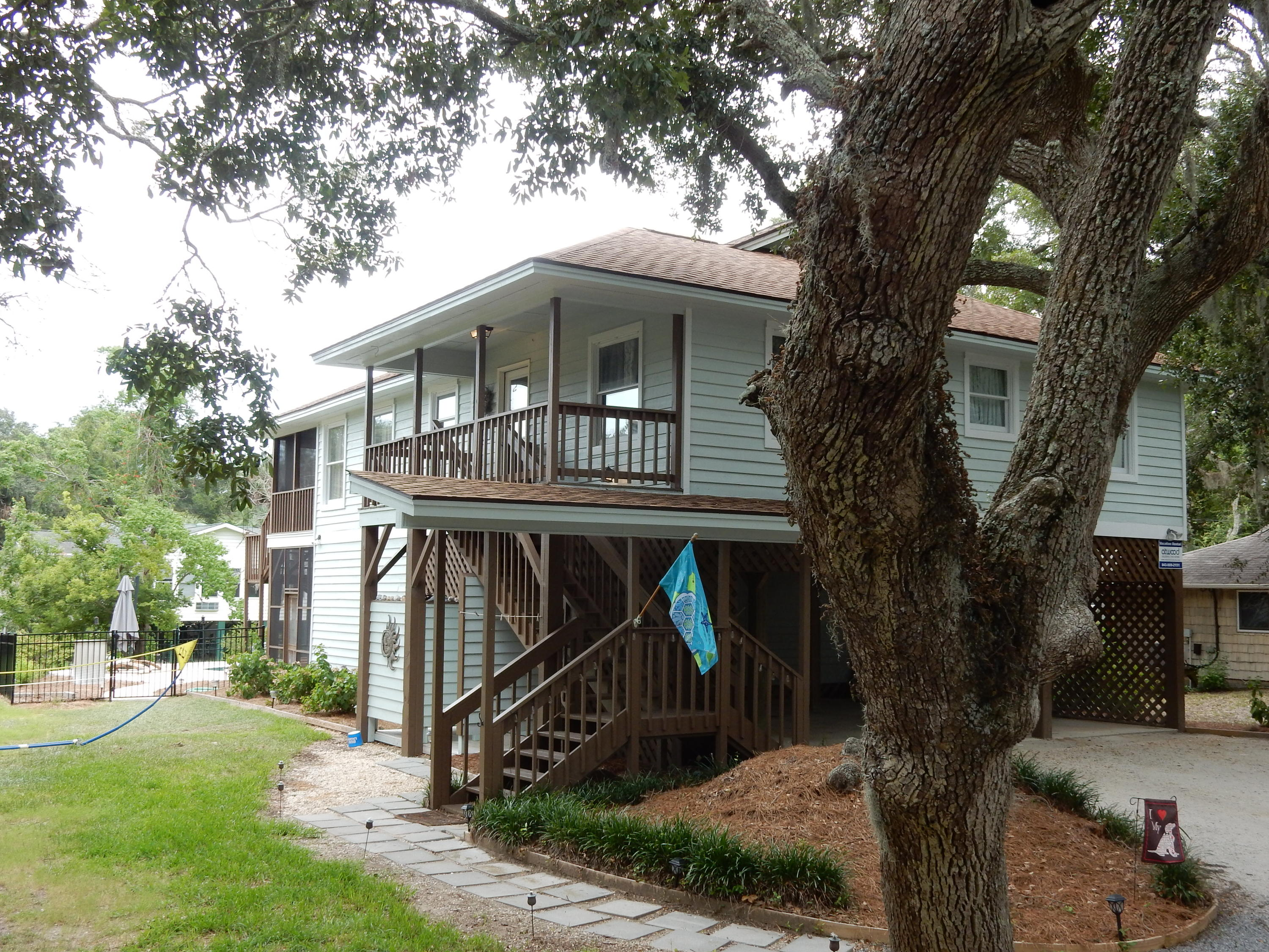 1406 Jungle Road Edisto Beach, SC 29438