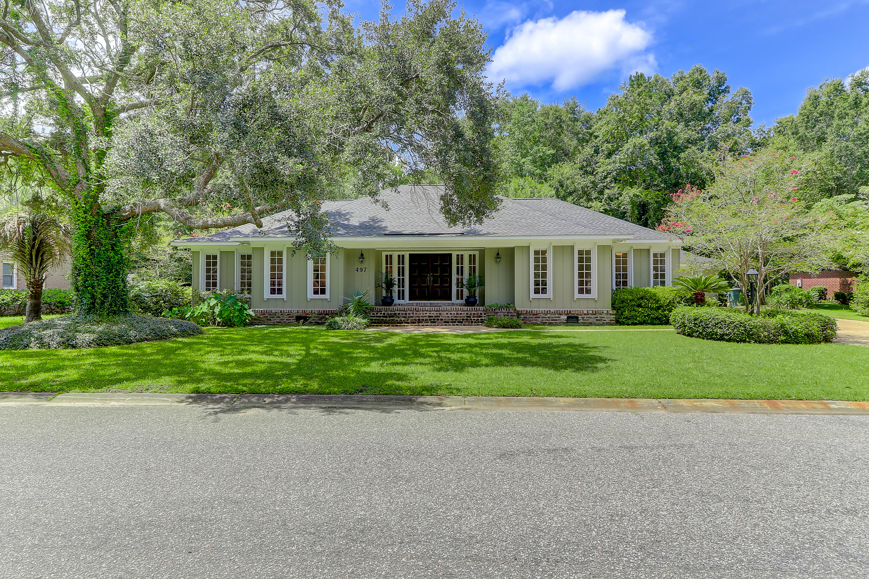 497 W Wimbledon Drive Charleston, SC 29412