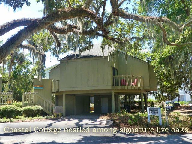 601 Magnolia Walk Villas Edisto Island, SC 29438