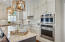 Large Kitchen island perfect for the entertaining chef!