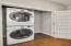 High end Washer/Dryer to convey with acceptable offer.