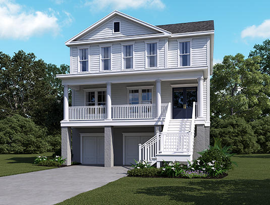 Stratton by the Sound Homes For Sale - 3620 Tidal Flat Circle, Mount Pleasant, SC - 9