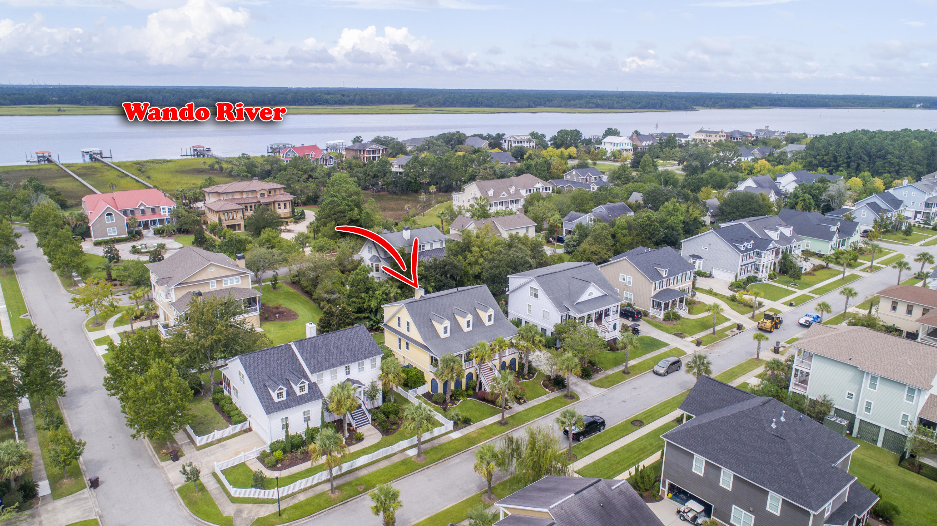 Rivertowne On The Wando Homes For Sale - 2006 Shields, Mount Pleasant, SC - 9