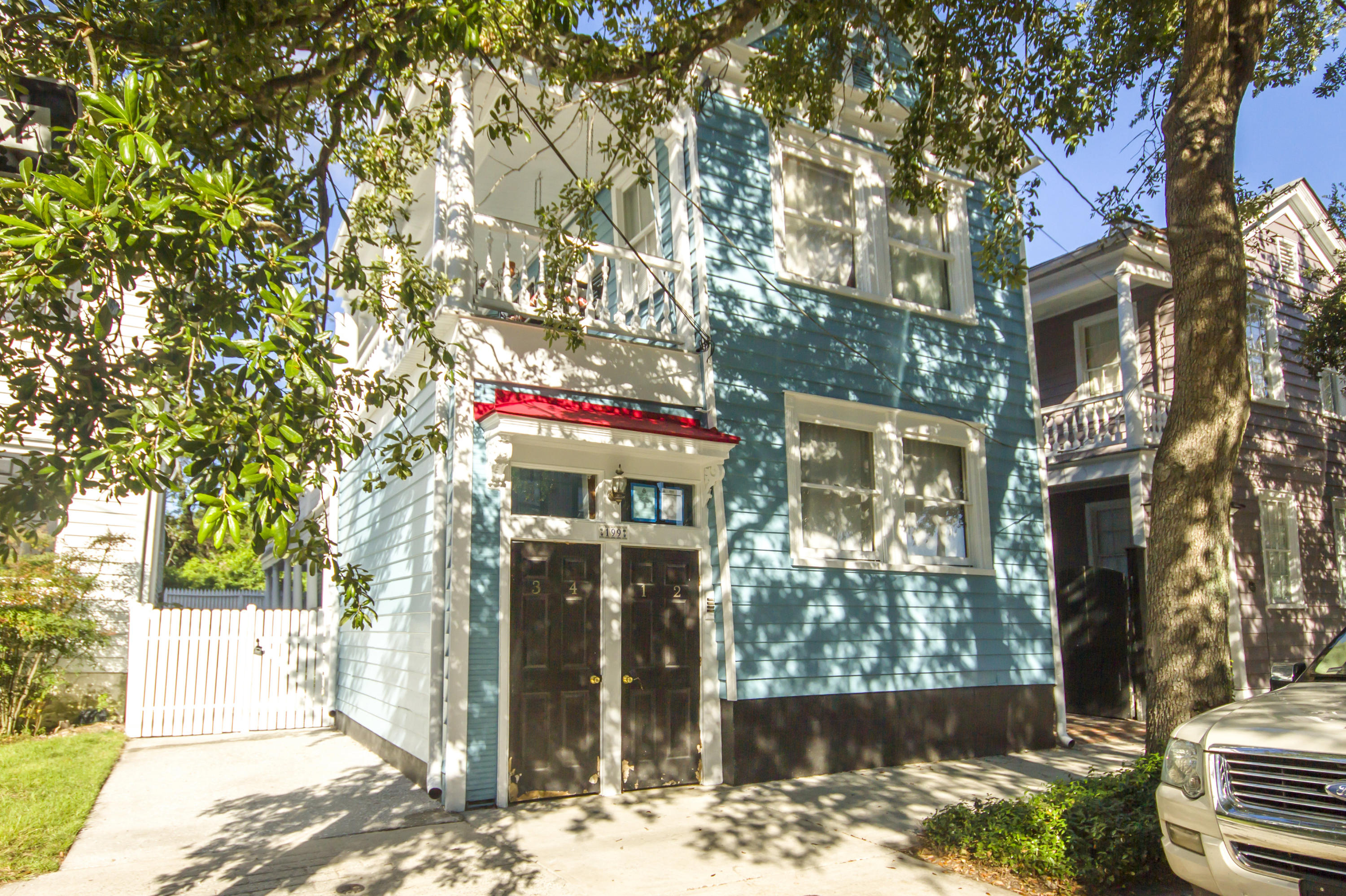 199 Rutledge Avenue Charleston, SC 29403