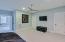 Ground Floor Guest Suite with Media Room