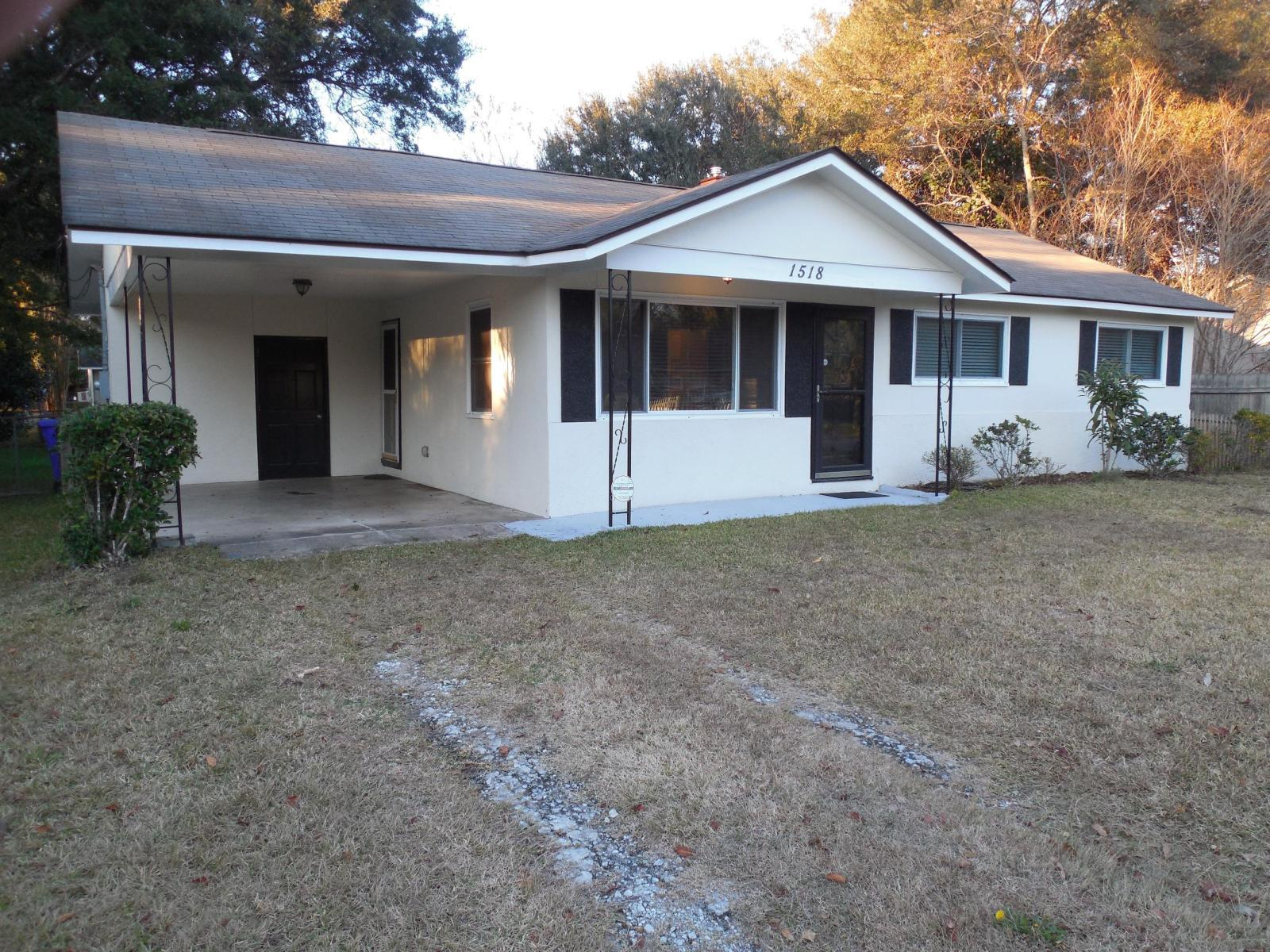 1518 Patterson Avenue Charleston, SC 29412
