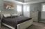 Serene 1st floor Master Bedroom