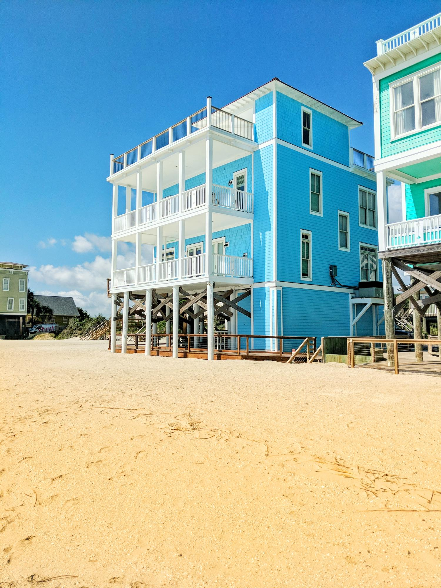 1707 B E Ashley Ave Drive Folly Beach, SC 29439