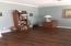 Spacious den or office
