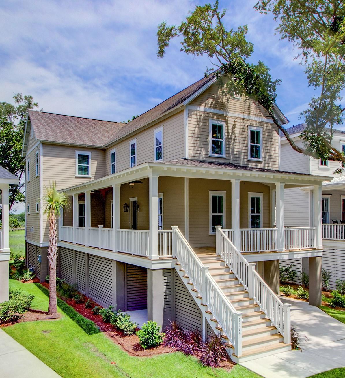 Seaside Plantation Homes For Sale - 1149 Hills Plantation, Charleston, SC - 20
