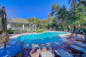 5 min to Downtown Charleston, 10 min. to Folly Beach! Plus an easy walk to this gated community's pool and fitness center!