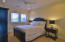5th bedroom with Queen bed private bath.