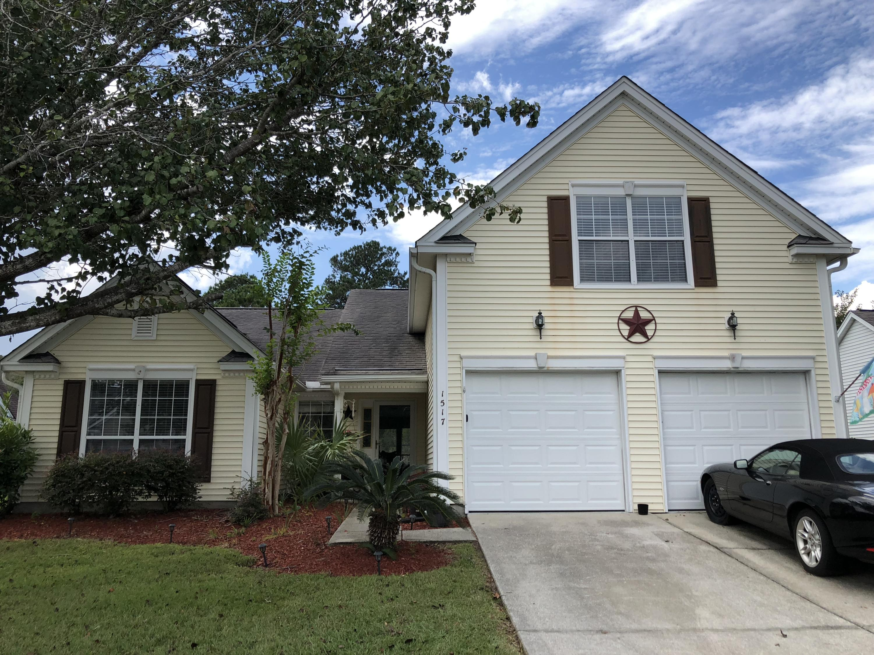 1517 Sweet Myrtle Circle Mount Pleasant, SC 29466