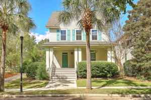 Welcome home to 156 Etiwan Park St on lovely Daniel Island.