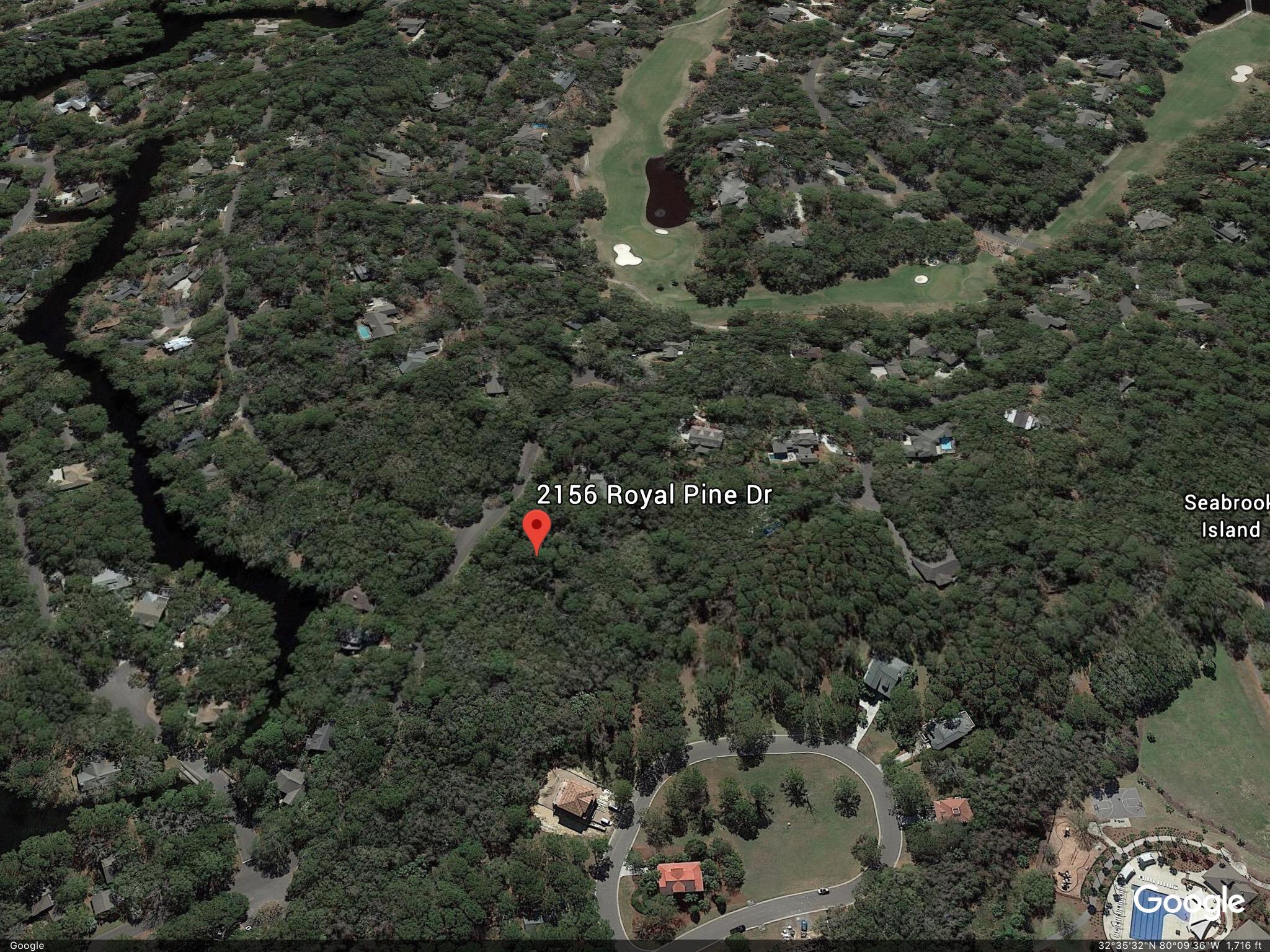2156 Royal Pine Drive Seabrook Island, SC 29455