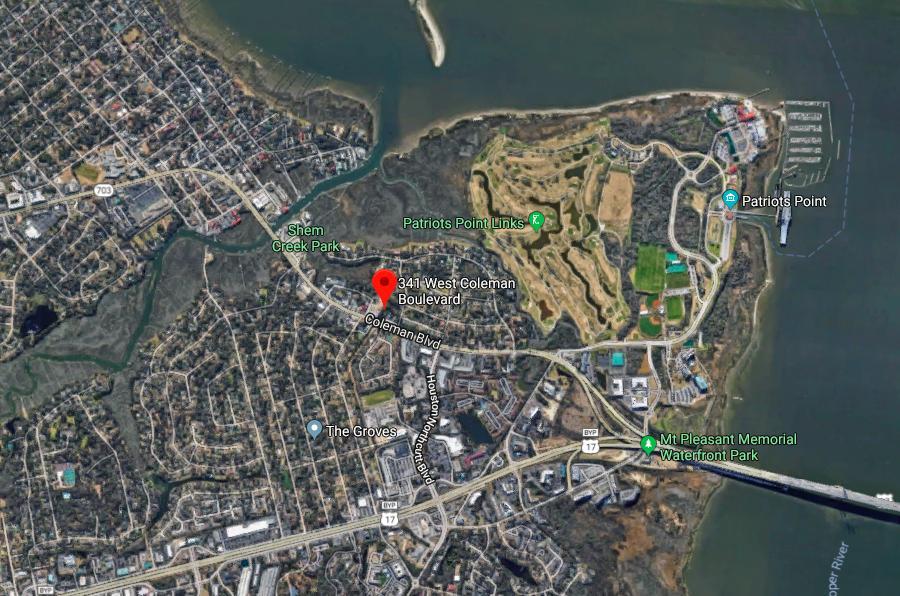 Woodscape Homes For Sale - 341 Coleman, Mount Pleasant, SC - 0