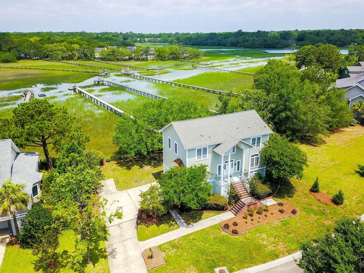 Seaside Plantation Homes For Sale - 1364 Tidal Creek, Charleston, SC - 2