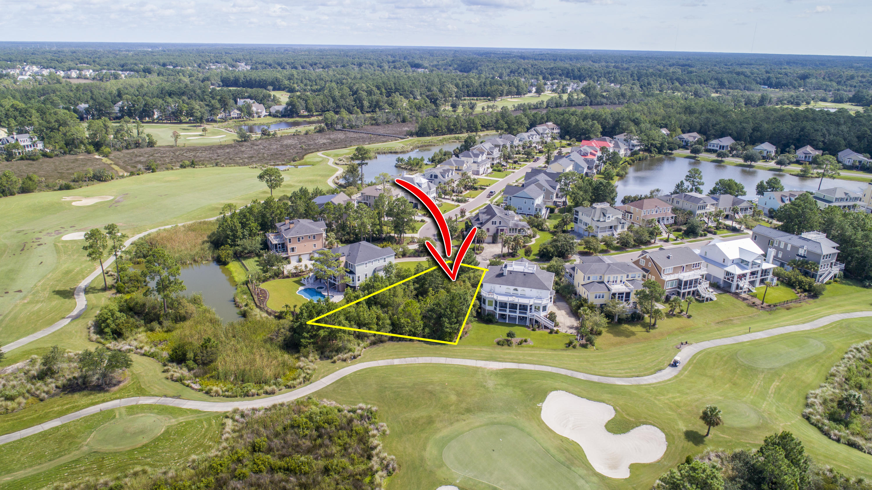 Rivertowne Country Club Homes For Sale - 2656 Crooked Stick, Mount Pleasant, SC - 1