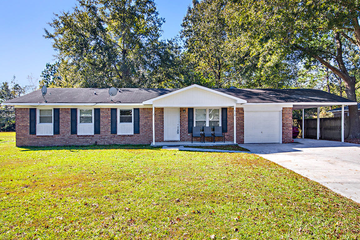 618 Beauregard Road Summerville, SC 29483