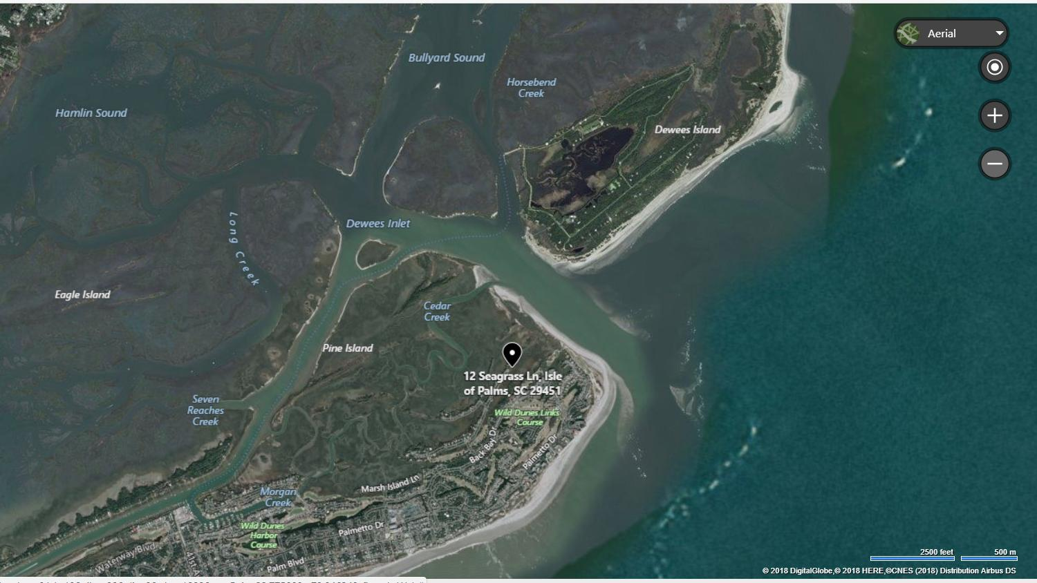 Wild Dunes Lots For Sale - 12 Seagrass, Isle of Palms, SC - 5