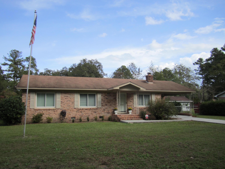 890 Dandridge Road Walterboro, SC 29488