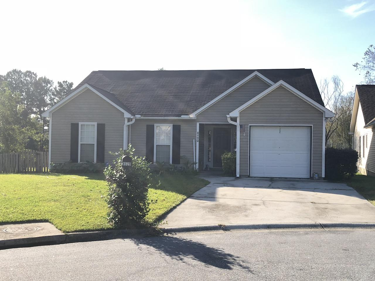 8520 Brookforest Drive Charleston, SC 29406