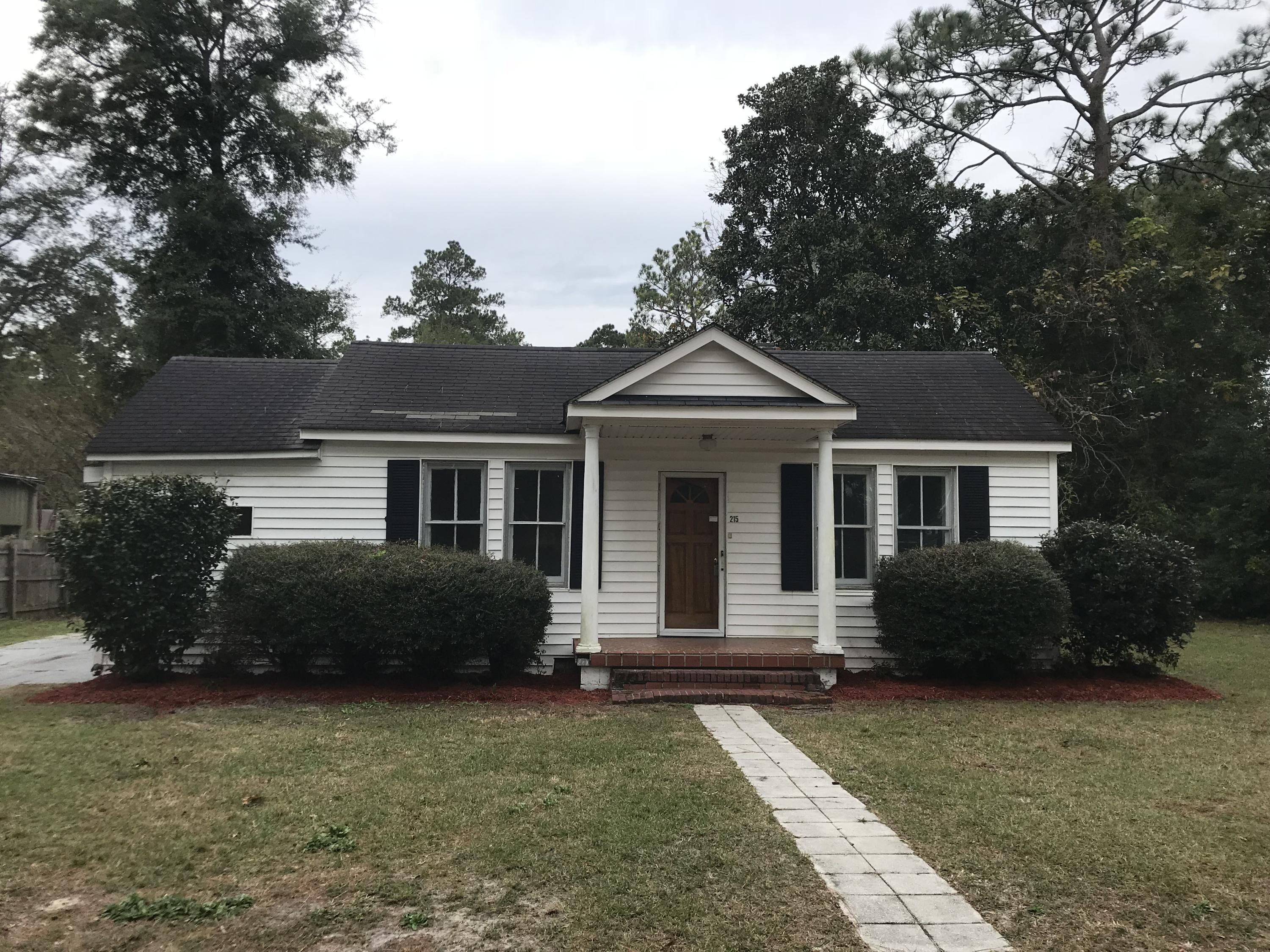 215 Meadow Walterboro, SC 29488