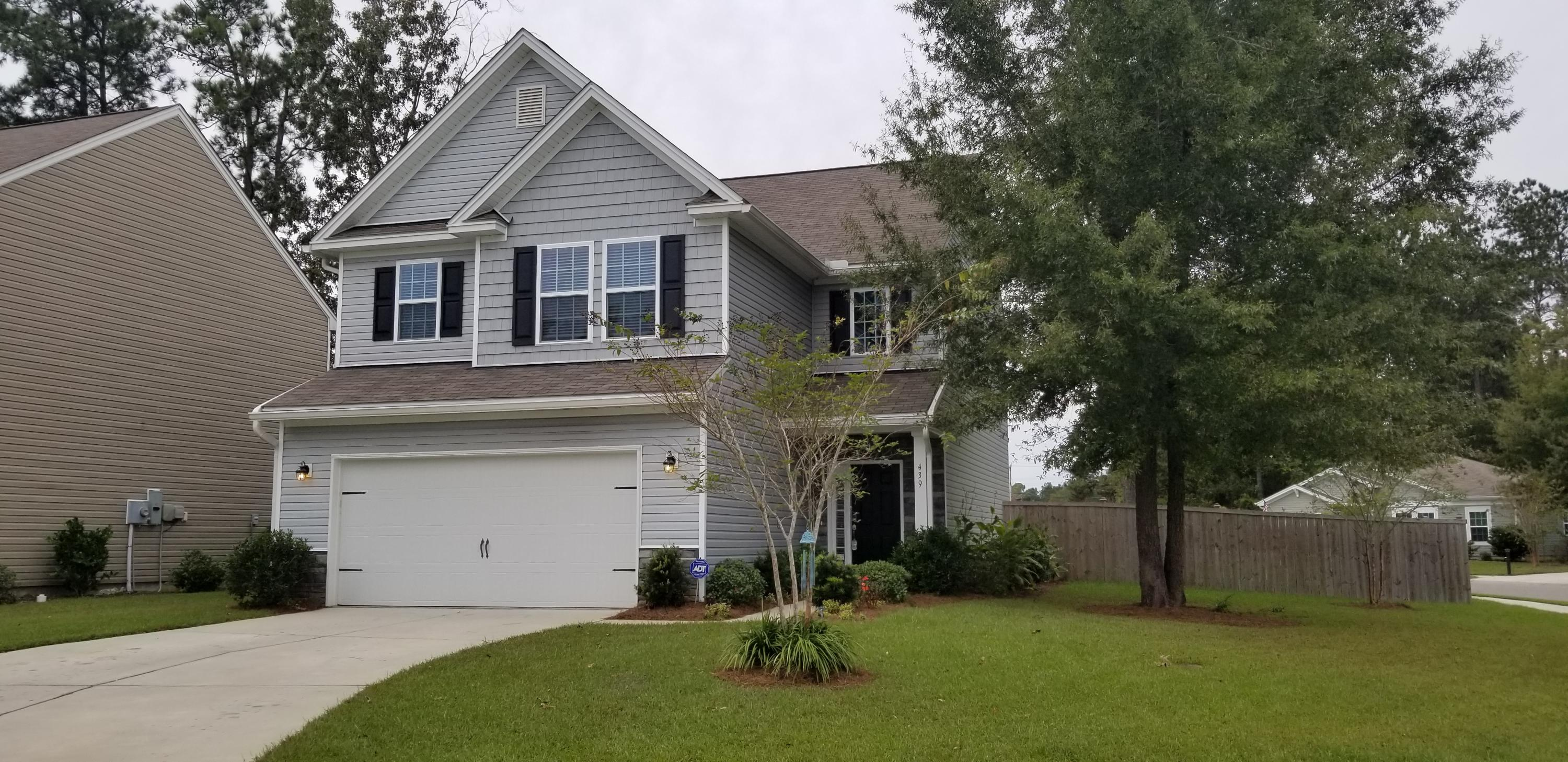 439 Rockville Road Moncks Corner, SC 29461